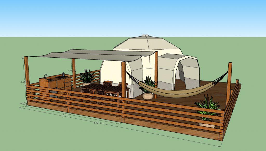 DOMO CAMP Tent
