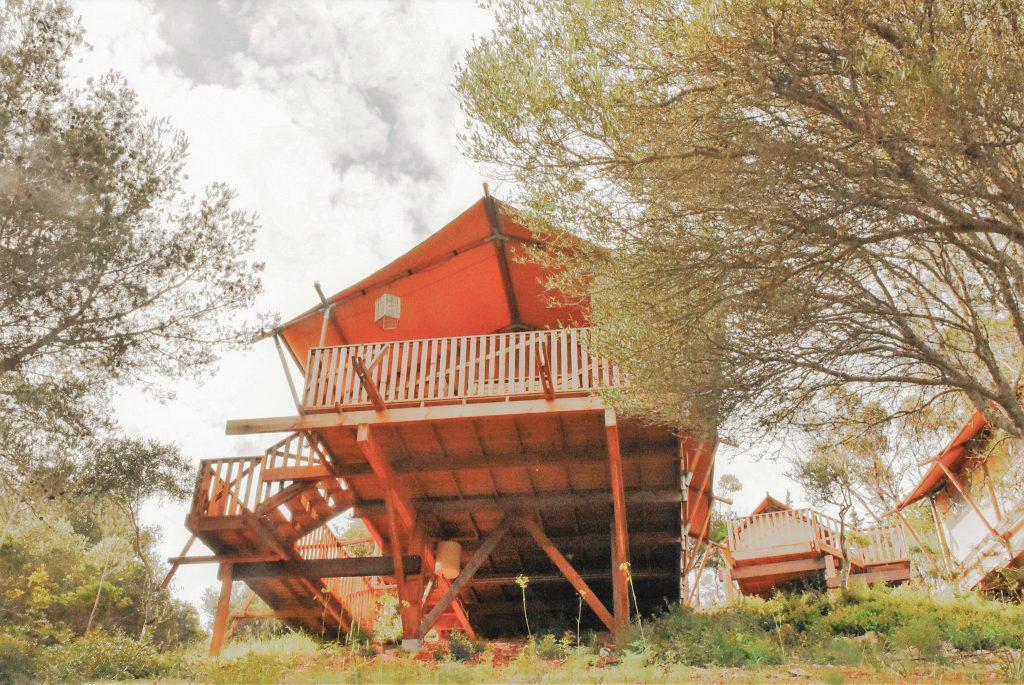 Domo Camp Salema Eco Lodges